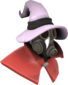 Painted Seared Sorcerer D8BED8 Hat and Cape Only.png