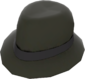 Painted Flipped Trilby 2D2D24.png