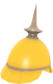Painted Prussian Pickelhaube E7B53B.png
