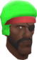 Painted Demoman's Fro 32CD32.png