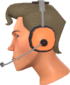 Painted Greased Lightning 7C6C57 Headset.png