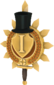 Painted Tournament Medal - Chapelaria Highlander C36C2D.png