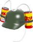 Painted Bonk Helm 424F3B.png