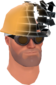 Painted Defragmenting Hard Hat 17% 384248.png