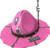 Pink as Hell (Full Metal Drill Hat)