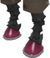 Painted Faun Feet FF69B4.png