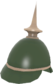 Painted Prussian Pickelhaube 424F3B.png
