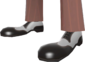 Painted Rogue's Brogues E6E6E6.png