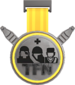 Painted Tournament Medal - TFNew 6v6 Newbie Cup E7B53B Participant.png