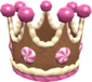 Painted Candy Crown FF69B4.png