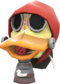 Painted Mr. Quackers F0E68C.png