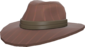 Painted A Hat to Kill For 7C6C57.png
