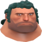 Painted Brock's Locks 2F4F4F.png