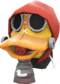 Painted Mr. Quackers E7B53B.png
