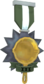 Painted Tournament Medal - Ready Steady Pan 424F3B Ready Steady Pan Panticipant.png