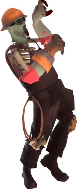 Voodoo-Cursed Engineer Soul - Official TF2 Wiki | Official