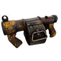 Backpack Autumn Stickybomb Launcher Battle Scarred.png