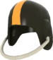 Painted Football Helmet 2D2D24.png