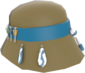 Painted Bloke's Bucket Hat 256D8D.png