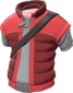 Painted Delinquent's Down Vest 2F4F4F.png