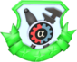 Painted Tournament Medal - Team Fortress Competitive League 32CD32.png