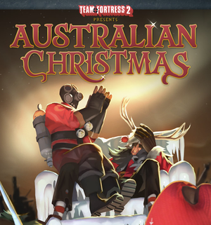 Main page of the Australian Christmas 2011 update