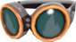 Painted Planeswalker Goggles 2F4F4F.png