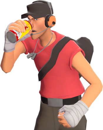 Community Scout strategy - Team Fortress Wiki