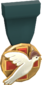 Painted Tournament Medal - Heals for Reals 2F4F4F Donor Medal.png