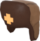 Painted Gentleman's Ushanka 694D3A.png