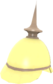 Painted Prussian Pickelhaube F0E68C.png
