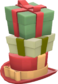 Painted Towering Pile Of Presents 808000.png