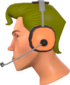 Painted Greased Lightning 808000 Headset.png