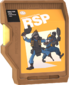 Painted Tournament Medal - RETF2 Retrospective A57545 Ready Steady Pan! Winner.png