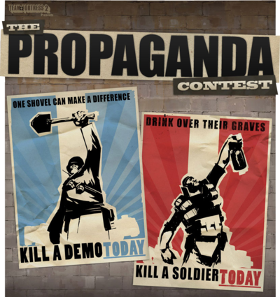 Propaganda Contest Team Fortress Wiki – Tf2 Birthday Card