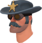 Painted Sheriff's Stetson 384248.png