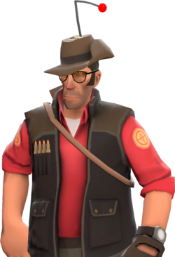 Conspiracy Cap - Official TF2 Wiki | Official Team Fortress Wiki