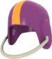 Painted Football Helmet 7D4071.png