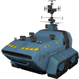 The Carrier Tank model