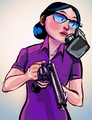 miss pauling in meet the medic taunt