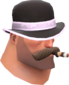 Painted Sophisticated Smoker D8BED8.png
