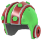 Painted Cyborg Stunt Helmet 32CD32.png
