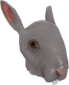 Painted Horrific Head of Hare 3B1F23.png