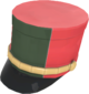 Painted Scout Shako 424F3B.png