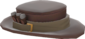 Painted Smokey Sombrero 7C6C57.png