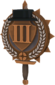 Painted Tournament Medal - Chapelaria Highlander A89A8C Third Place.png