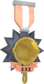 Painted Tournament Medal - Ready Steady Pan E9967A Ready Steady Pan Panticipant.png