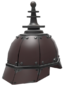 Painted Platinum Pickelhaube 483838.png