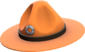 Painted Sergeant's Drill Hat CF7336.png