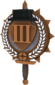 Painted Tournament Medal - Chapelaria Highlander E6E6E6 Third Place.png